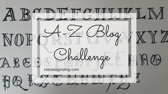 Reflections on the A-Z Blog Challenge