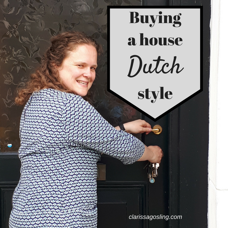 Buying a house Dutch style