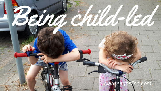 Being child-led