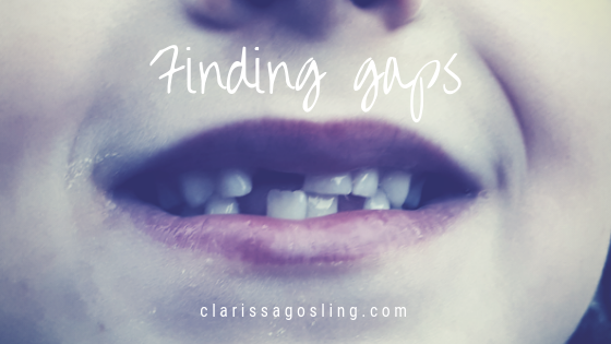 Finding gaps