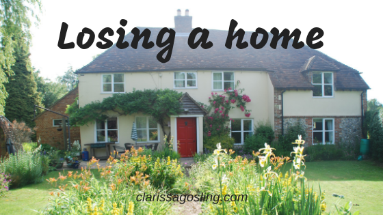 Losing a home