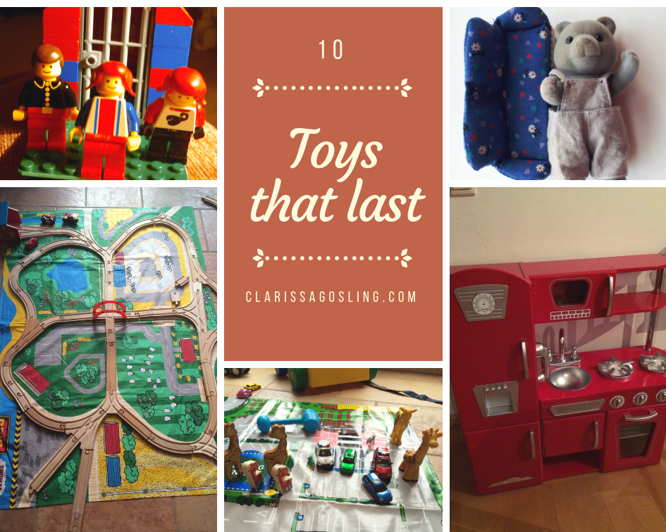 10 Toys that last