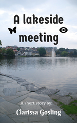 A lakeside meeting compressed
