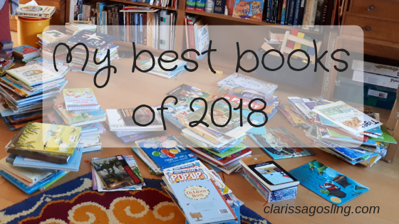 My best books of 2018
