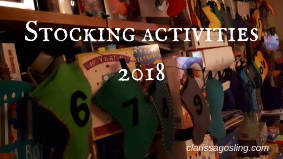 Stocking activities 2018