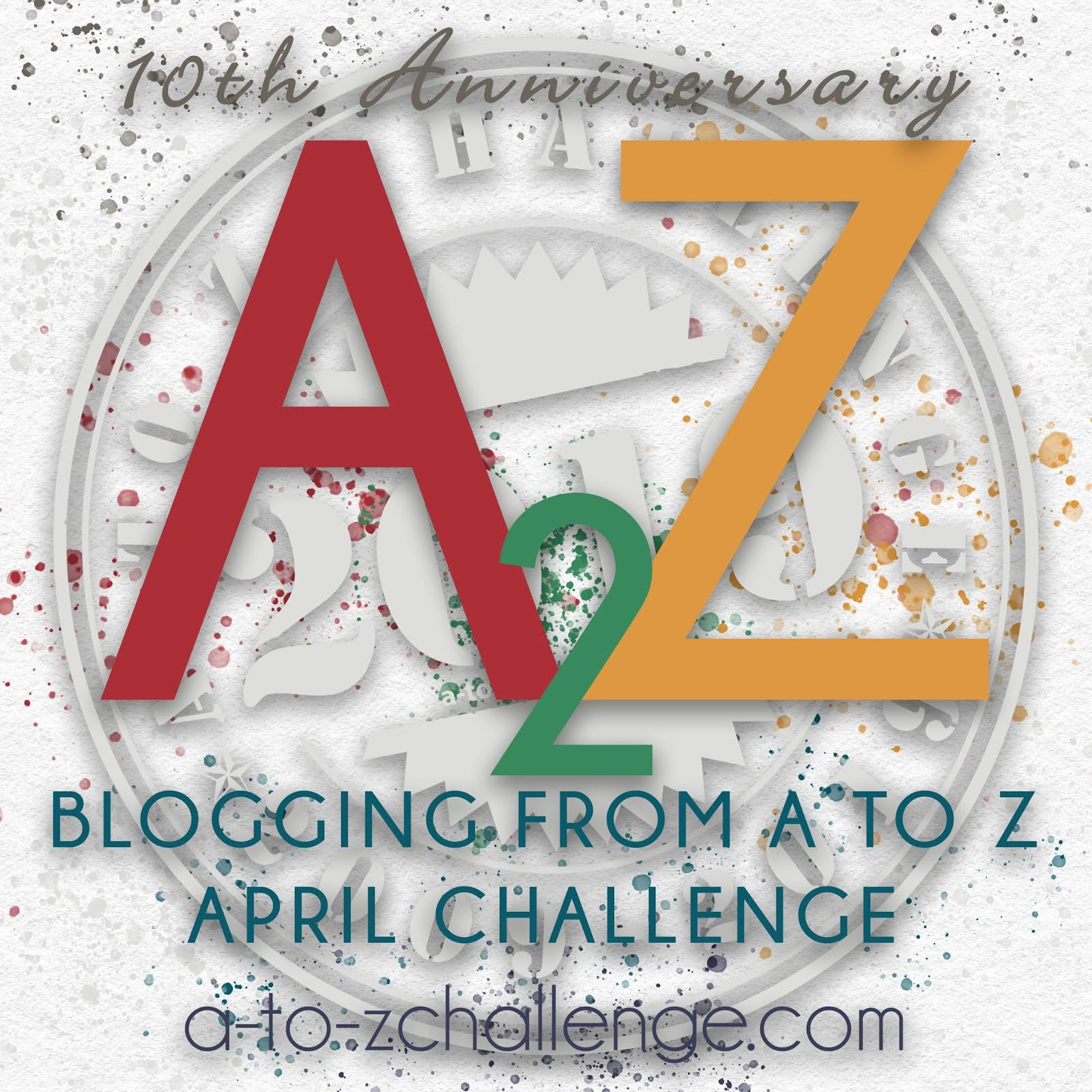 A-Z blog challenge review