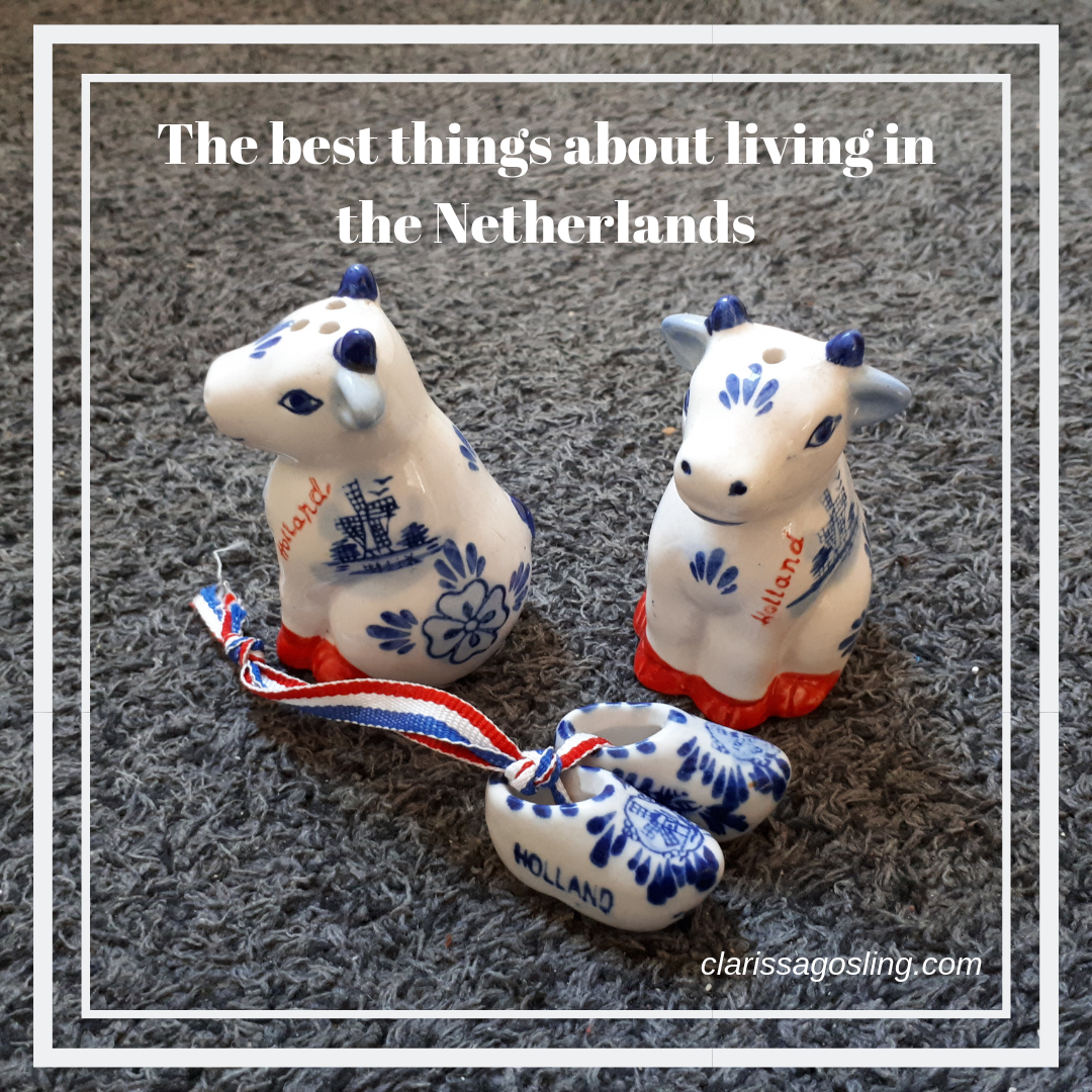 The best things about living in the Netherlands