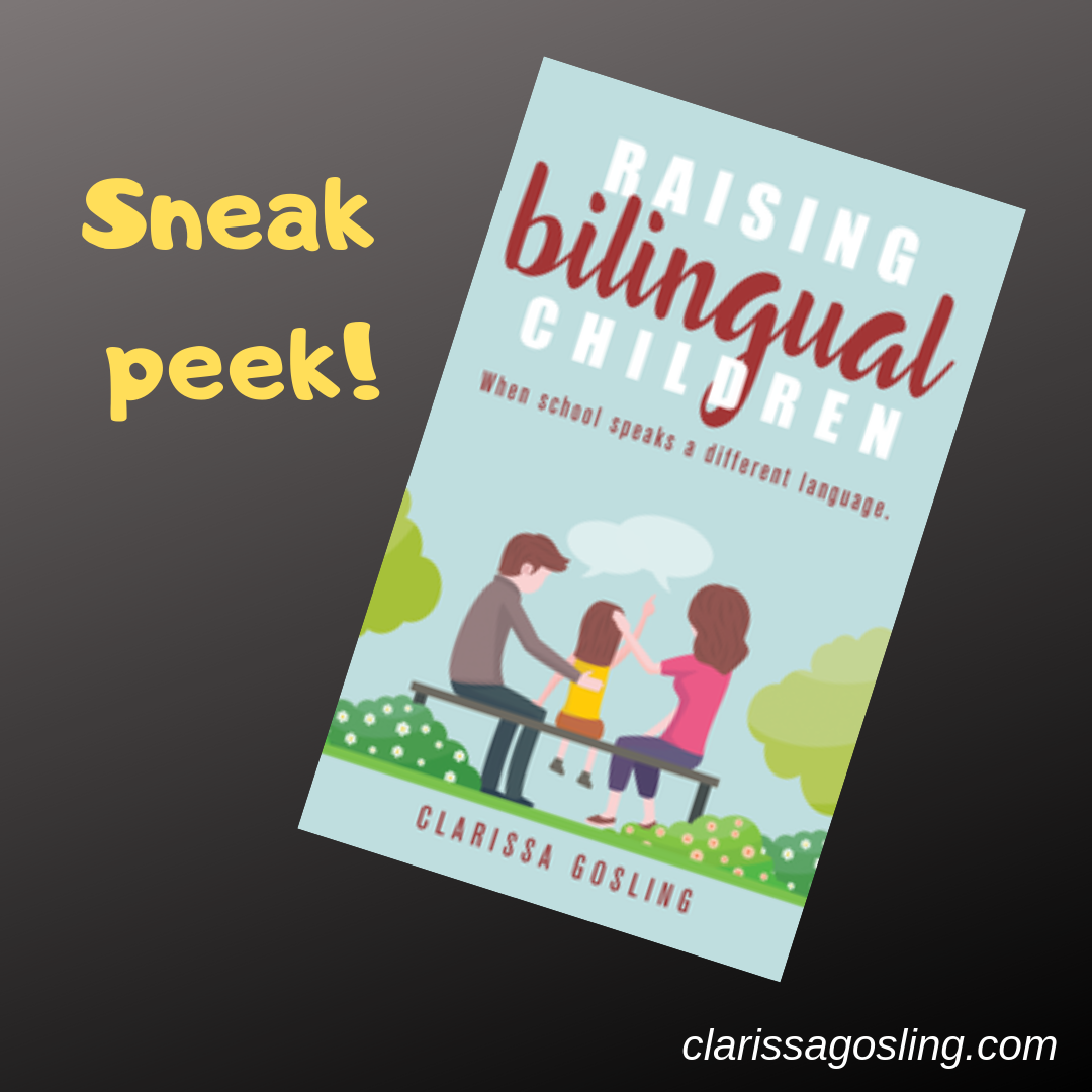 Sneak peek: Raising bilingual children