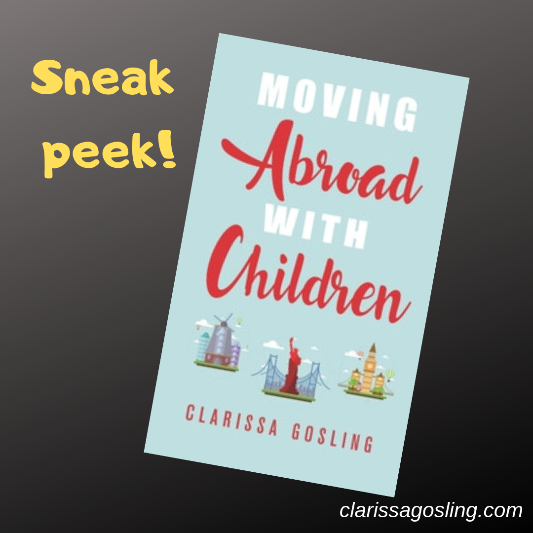 Sneak peek: Moving abroad with children