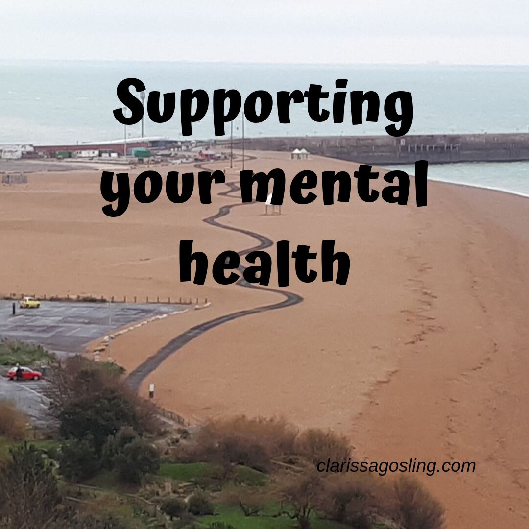 Supporting your mental health
